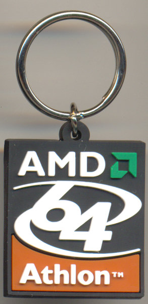 AMD keychain Athlon 64
