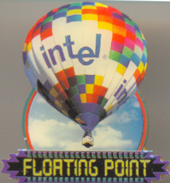Intel pin 'Floatingpoint'