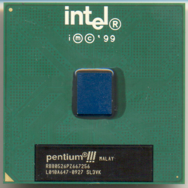 Intel RB80526PZ667256 SL3VK