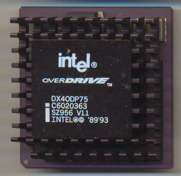 Intel DX4ODP75 SZ956 V1.1