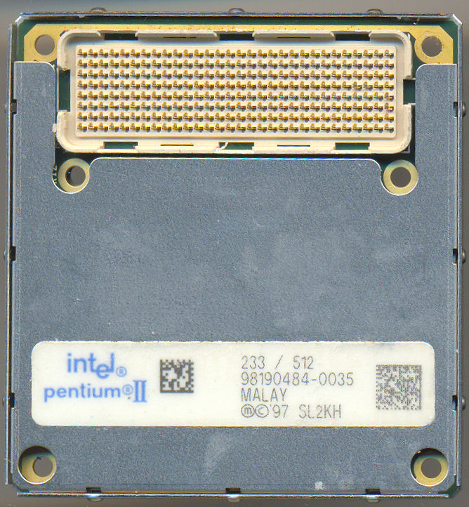 Intel Mobile PII 233/512 SL2KH