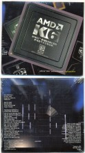 AMD K6 Interactive demo CD
