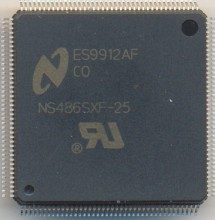 National Semiconductor 486SXF-25