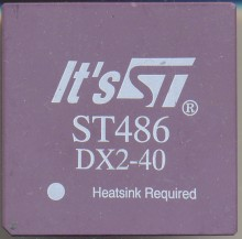 Its ST 486 DX2-40