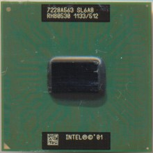Intel Mobile PIII RH80530 1133/512 SL6A8
