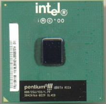 Intel PIII 800/256/133/1.7V SL4CD