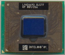 Intel Mobile PIII KP 001/256 SL5TF