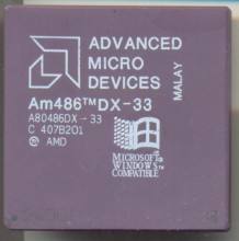 AMD Am486DX-33