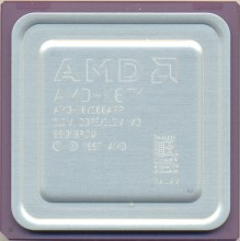 AMD K6/266AFR 'Engraved'