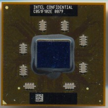 Intel Confidential C051F102E