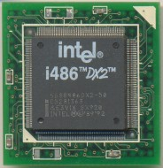Intel SB80486DX2-50 SX920