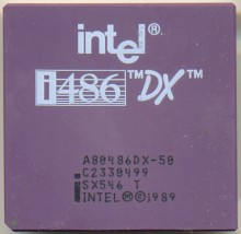 Intel A80486DX-50 SX546