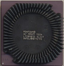 Intel BP80503166 SL23T