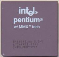 Intel BP80503166 SL2HU