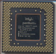 Intel BP80503166 SL2FP