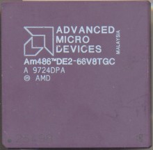 AMD Am486DE2-66V8TGC